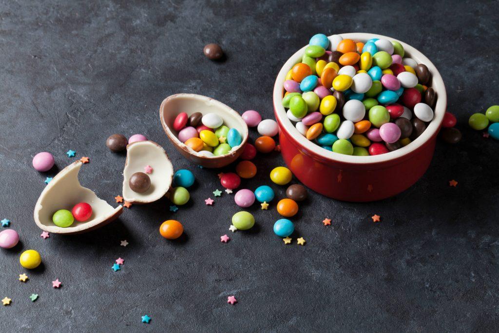como vender doces artesanais na pascoa_balas