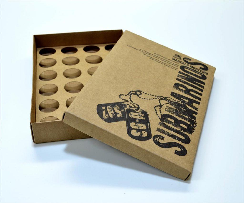 embalagens para ovos de colher