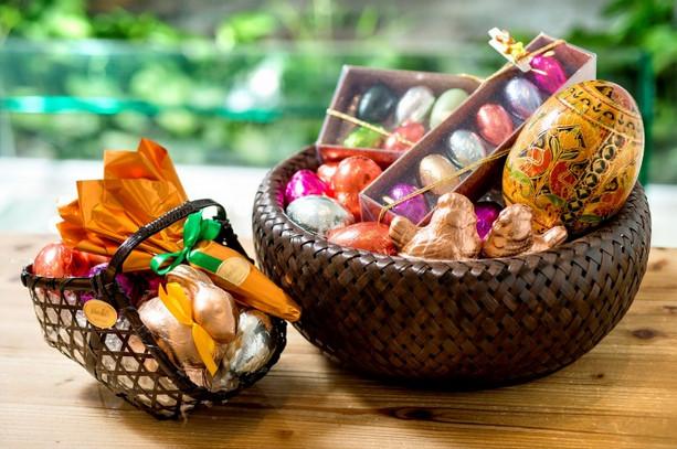 aumentar a venda de doces artesanais_cesta de páscoa