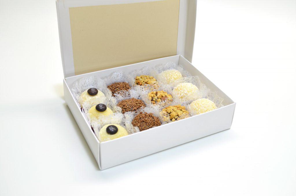 embalagens bonitas para presentear com doces