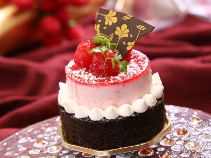 embalagem caixa para bolo decorado